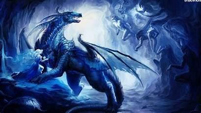 Dragon Shadow Desktop Vertical