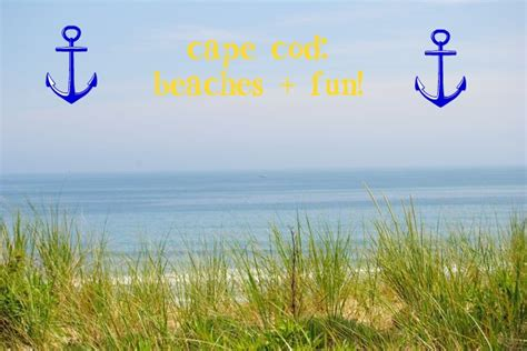Cape Cod The Best Beaches And Fun!  Balance Barre Fitness