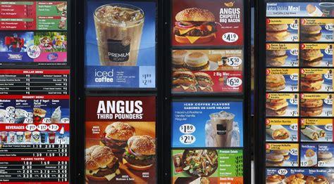 fast food calorie labeling fails  motivate consumers