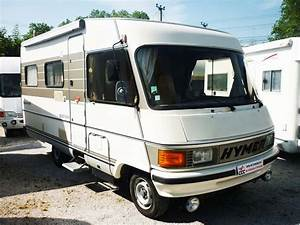 Credit Camping Car 120 Mois : hymer 534 ds 1989 camping car int gral occasion 11990 camping car conseil ~ Medecine-chirurgie-esthetiques.com Avis de Voitures