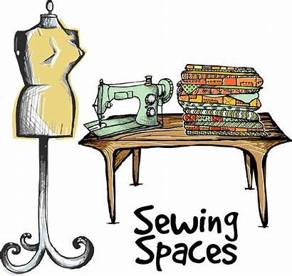 Sewing Spaces Sew Hooligans 2littlehooligans Craft Party
