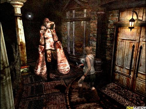 Silent Hill 3 Usa Ps2 Sony Playstation 2 Iso Download