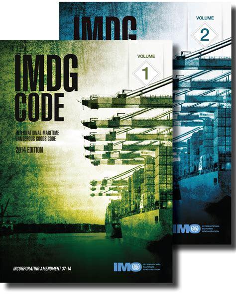 IMDG-Code 2016
