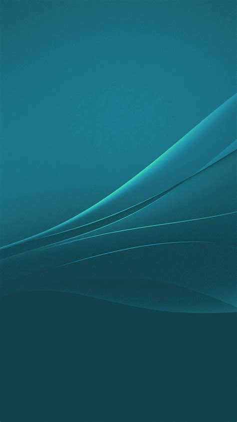 Android Lock Screen Blue Wallpaper Hd by Cyan Xperia Lollipop Experience Flow Wallpaper Gizmo