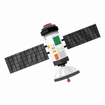 Space Probe Icon Cartoon Transparent Holding Astronaut