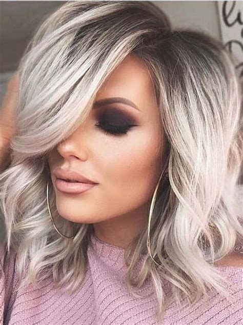 Perfect Medium Blonde Hairstyles Trends for 2019 Stylesmod