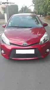 Toyota Yaris Dynamic Business : achat toyota yaris hybride dynamic 2013 d 39 occasion pas cher 10 200 ~ Medecine-chirurgie-esthetiques.com Avis de Voitures