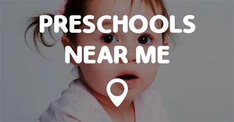 Preschools Near Me  Points Near Me