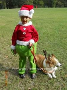 grinch homemade costumes 1