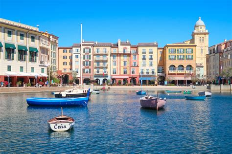 Motel Porto Fino by Loews Portofino Bay Hotel A Taste Of Italy In The