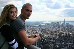 Max George and Nina Agdal - The Wanted Photo (36043714 ...