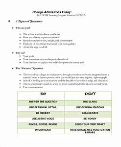 essay headings essay format header for college admission