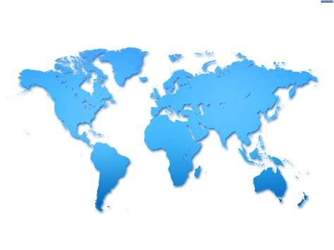 Carte Monde Vierge Vectoriel by Blank World Map Psdgraphics