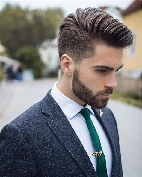 mens short hairstyles  man haircut  season trends