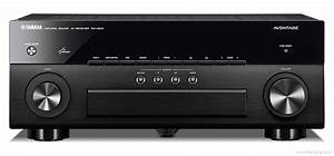 Yamaha Rx-a810 - Manual - Audio Video Receiver