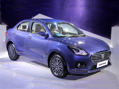 suzuki india luncurkan  swift sedan mobil