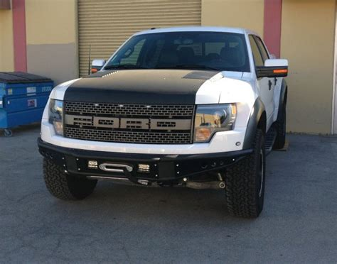 buy ford raptor venom front bumpers  add offroad