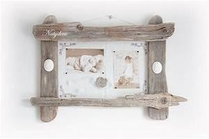 Cadre En Bois Flotté : decoration en bois flotte ~ Teatrodelosmanantiales.com Idées de Décoration