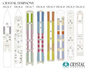 crystal symphony deck plan newsonair org