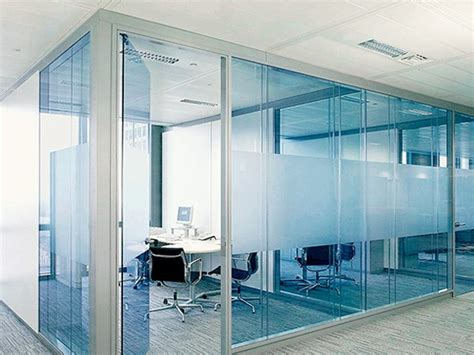 benefits  installing glass office partitions