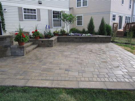 patio paver contractors baron landscaping 187 cleveland