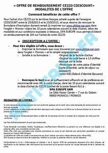 Offre De Remboursement : offre de remboursement 10 sur autoradio philips ce233 sur ~ Carolinahurricanesstore.com Idées de Décoration