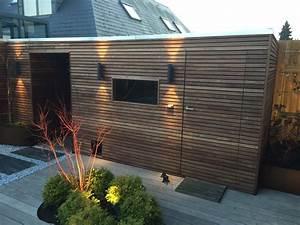 Eclairage Terrasse Bois : terrasse en bois sur mesure waterloo clairage m lange ~ Melissatoandfro.com Idées de Décoration