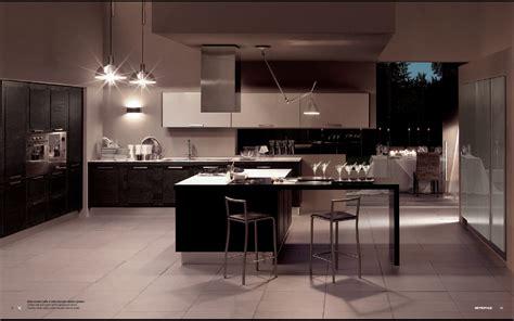 kitchen interior metropolis modern kitchen interior decor stylehomes