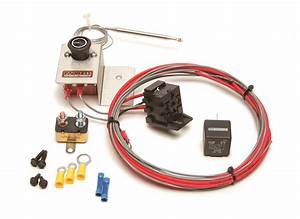 Painless Wiring 30104 Electric Fan Thermostat Kit