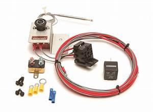 Adjustable Radiator Fan Control Wiring Diagram 02 Montero