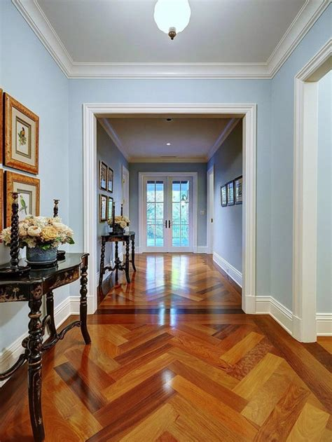 herringbone floor houzz