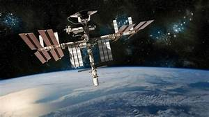 International Space Station visible tonight