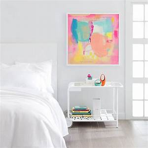 How to Add Pops of Color to an All-White Bedroom - Fresh ...