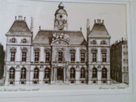 bureau de change lyon hotel de ville troc echange gravure sur soie hotel de ville de lyon sur troc