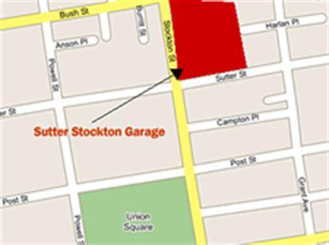union square parking garage locations rates comparison