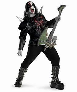 Metal Mayhem Costume - Adult Plus Size Costume - Scary ...