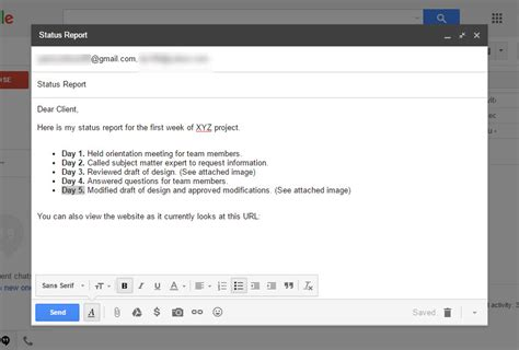 compose  send   email  gmail