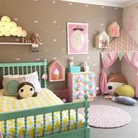 toddler room ideas 20 Whimsical Toddler Bedrooms for Little Girls