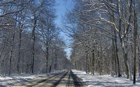 foto de Scenery Wallpaper: Fond Ecran Gratuit Paysage D'hiver