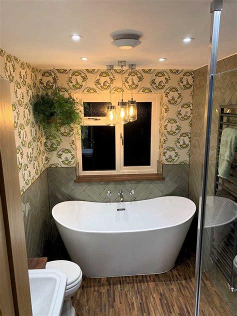 kirkby wall moved  bathroom refit ryedale