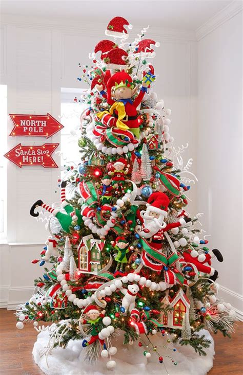 tree 2017 decorations nail styling