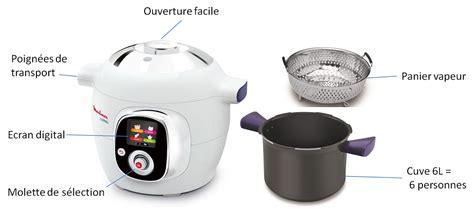 la cuisine simplissime moulinex ce7041 intelligent cookeo multicuiseur avec 100