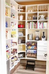 Regal Für Abstellkammer : organisieren sie ihre speisekammer heute haus vorratskammer pinterest speisekammer ~ Orissabook.com Haus und Dekorationen