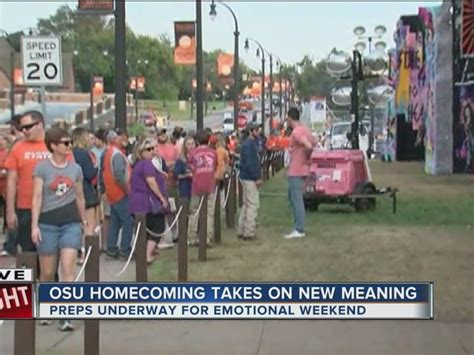 significance of homecoming preparations underway for oklahoma state homecoming parade kjrh com