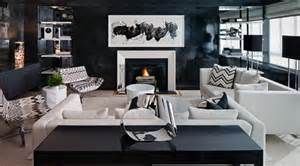 15 black inspirations for modern living rooms home decor ideas