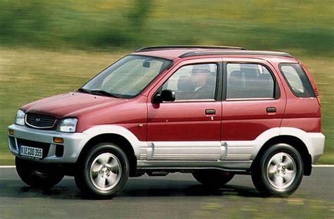 Review Daihatsu Terios by Review Daihatsu Terios 1997 05