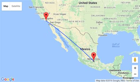 Non-stop flights from Los Angeles to Mexico City for only