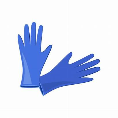 Gloves Medical Clip Surgical Illustrations Cartoons Graphics
