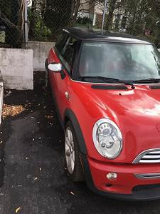 Fs   2006 Mini Cooper For Parts Or Repair
