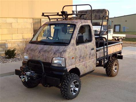 hunting truck for sale japanese mini trucks custom 4x4 off road mini hunting
